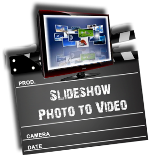 Slideshow Photos to Video