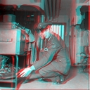 ELVIS IN THE ARMY 3D Pic 2