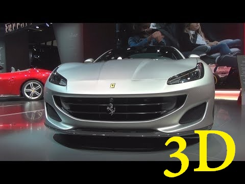 Ferrari Portofino (2018) Exterior and Interior