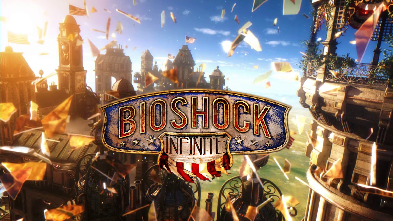 BIOSHOCK Infinite GAMEPLAY in 3D Stereoscopy