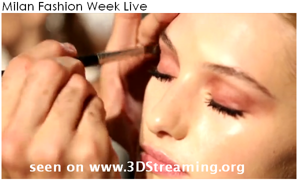 MILAN FASHION WEEK 2D-Live channel