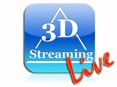 3DStreaming LIVE CHANNEL 2 on youtube