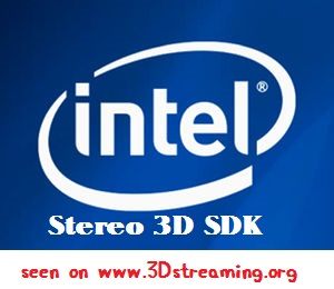 Intel Stereo 3D Effects Sample